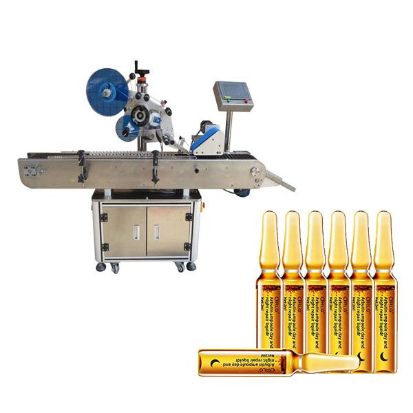 Stroj na označování ampulí