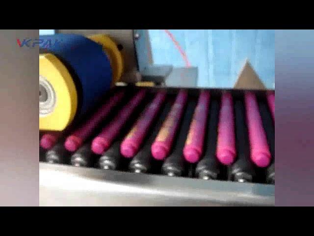 Automatický stroj na značení balzámů na rty