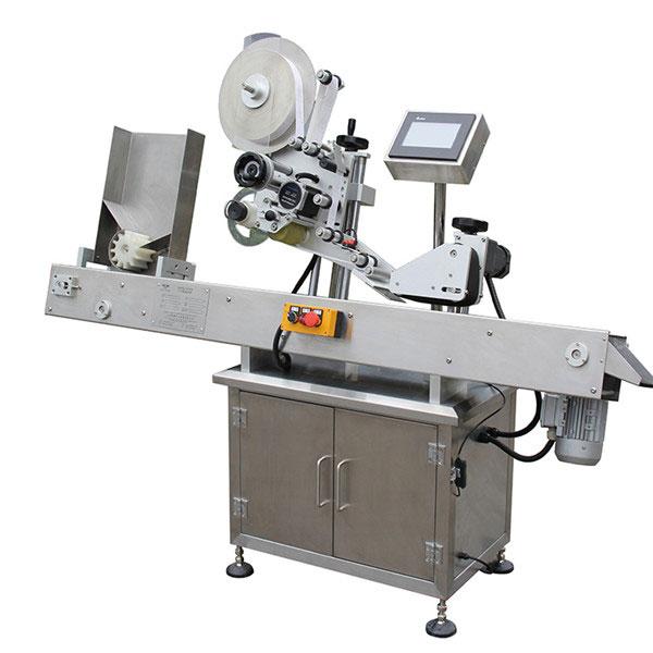 Automatický horizontální obal kolem etiketovacího stroje