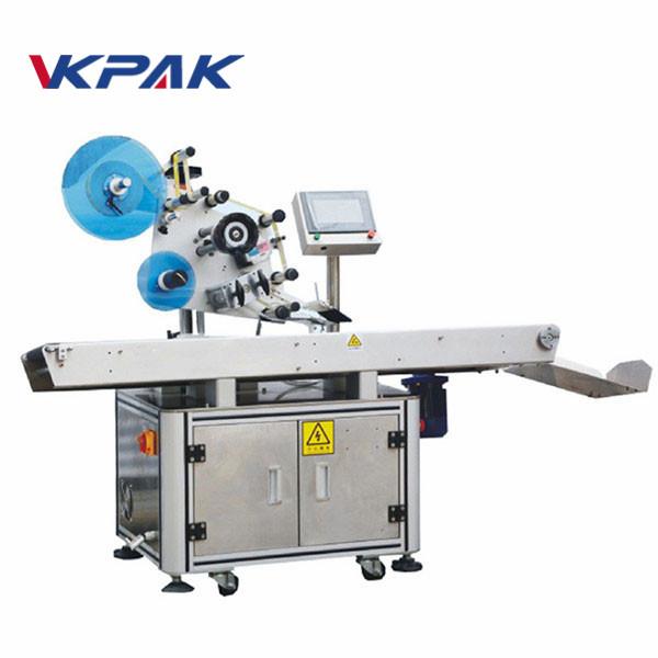 Automatický etiketovací stroj na lepení rovinných ploch