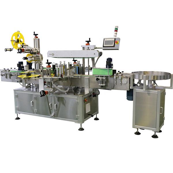 Multifunkční etiketovací stroj na láhve a tělo