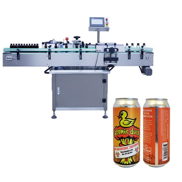 Může etiketovací stroj