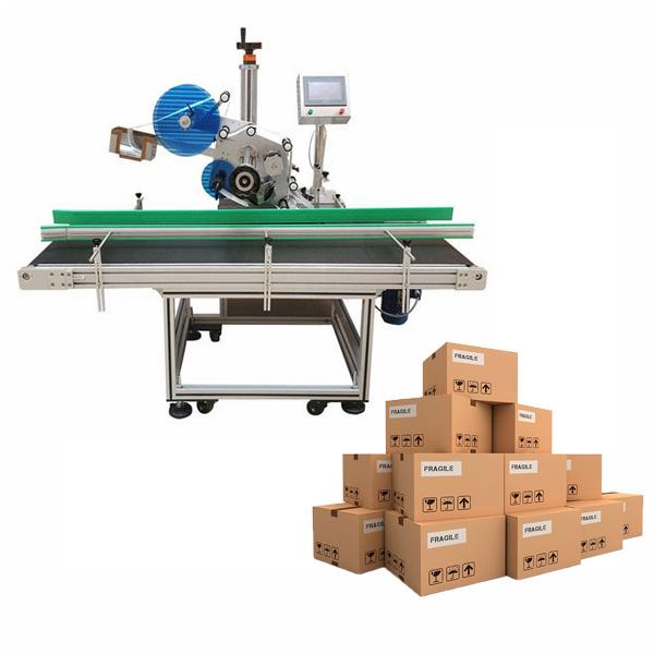 Stroj na označování kartonů