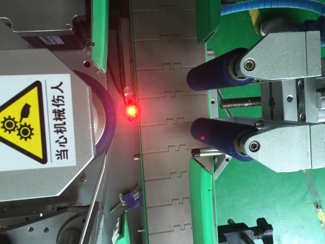 Přizpůsobená struktura bez zakrytí na spojovací linii během označování