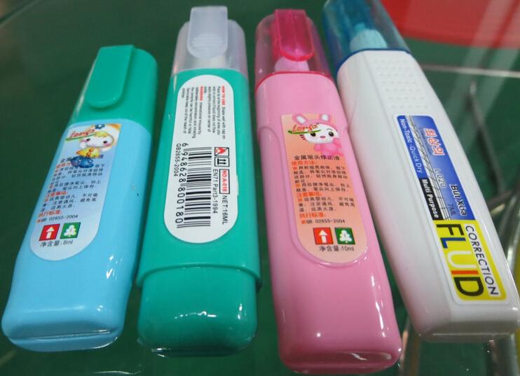Konečné výrobky pro označování vzorků