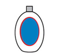 Přední a zadní štítkovač 5