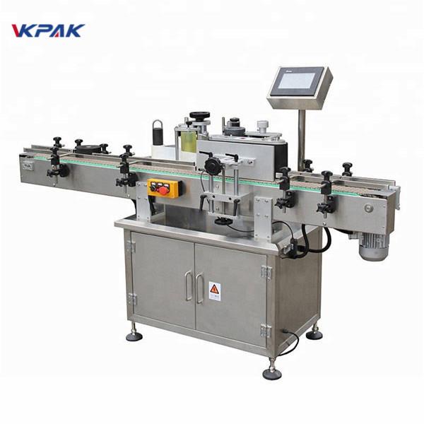 Vysoce kvalitní automatický stroj na označování kulatých lahví