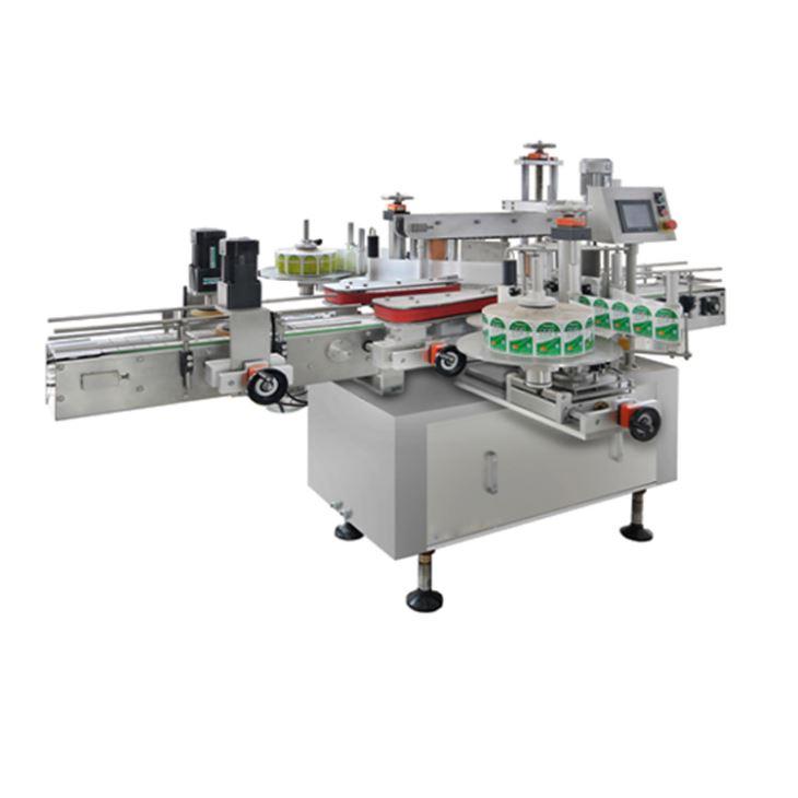 Plně automatický stroj na označování lahví lineárního typu na prodej