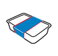 Vícestranný štítkovač (jeden štítek) 2