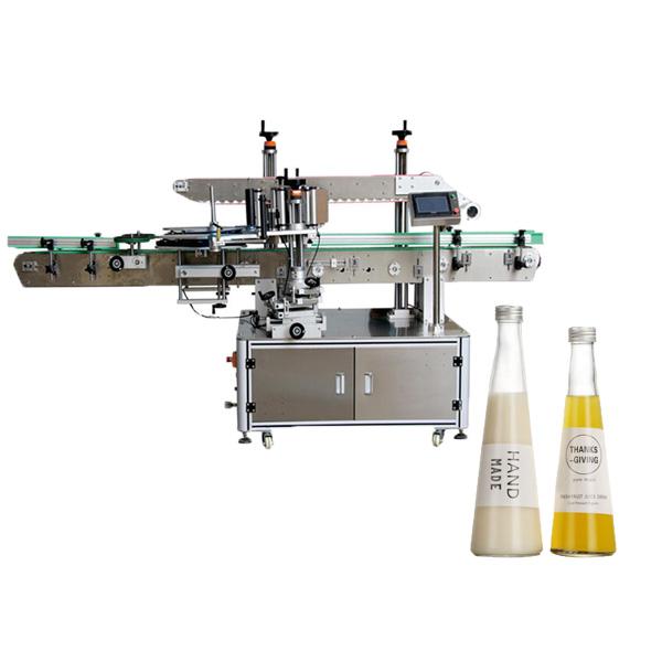 Stroj na označování zúžených lahví